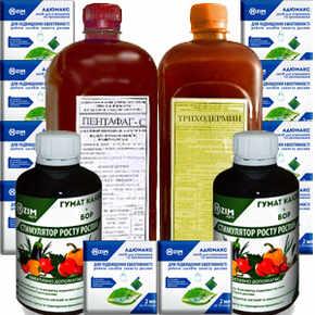Баковая смесь от болезней огурцов, томатов, картофеля и других растений