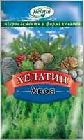 Хелатин хвоя на сайте biopreparaty.biz.ua