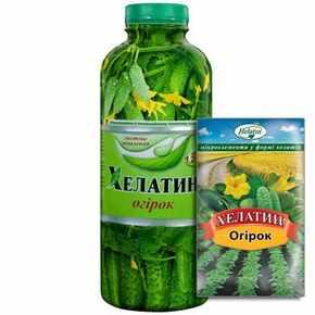 Хелатин Огурец на сайте biopreparaty.biz.ua