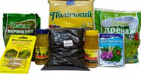 комплект для комнатных цветов на сайте biopreparaty.biz.ua