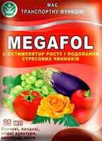 Мегафол на сайте biopreparaty.biz.ua