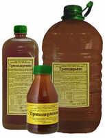 Триходермин от болезней растений